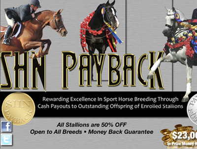 Sport Horse National - Payback Program